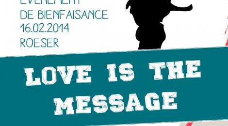 LOVE IS THE MESSAGE 2014